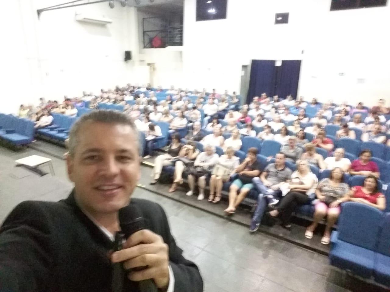 Palestra Ensino Híbirdo