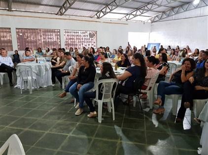 palestra educação