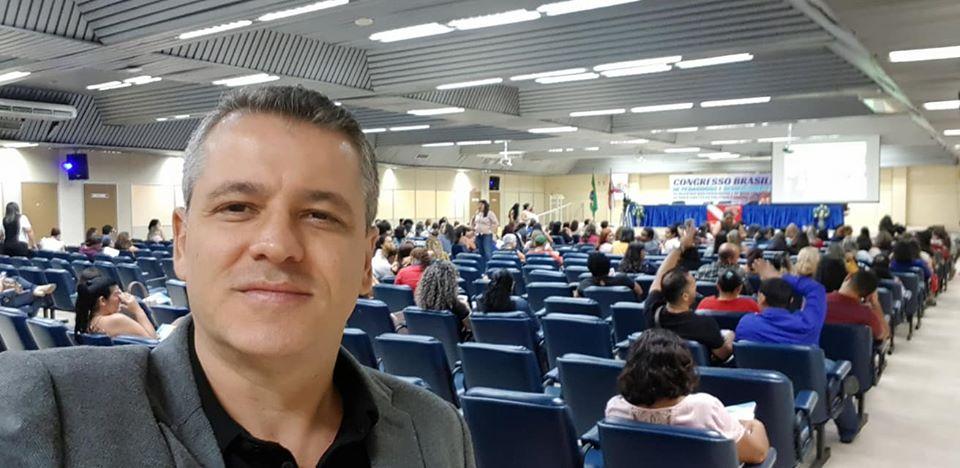 palestra para educadores